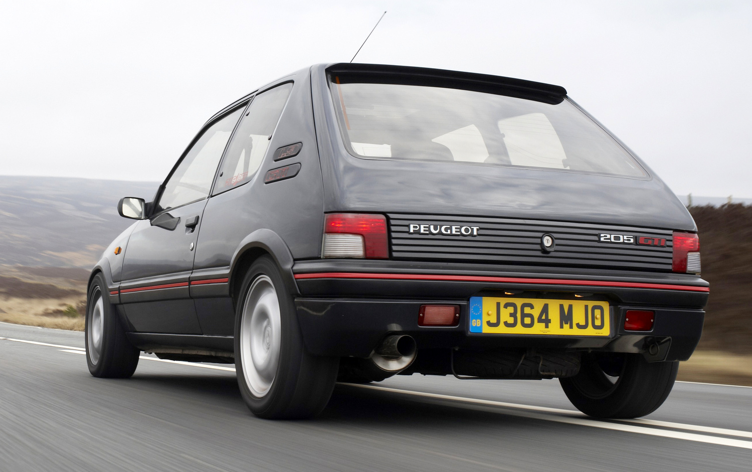 Pug1off Creates Updated Peugeot 205 Gti 195 The Driven