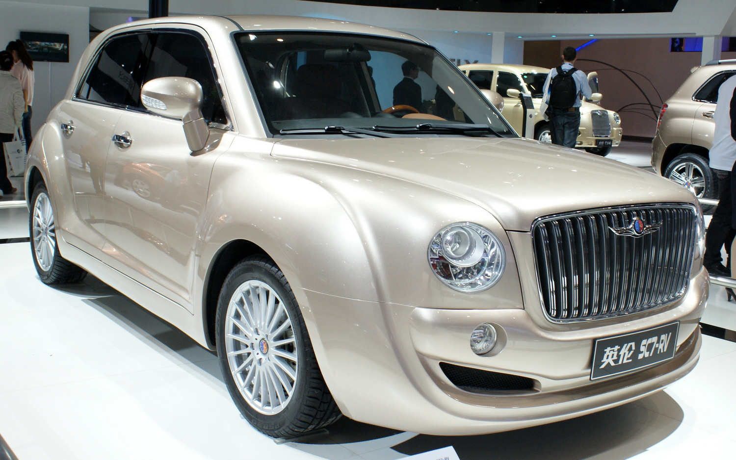 New Chinese Cars That Look Like Other Cars The Driven Blog