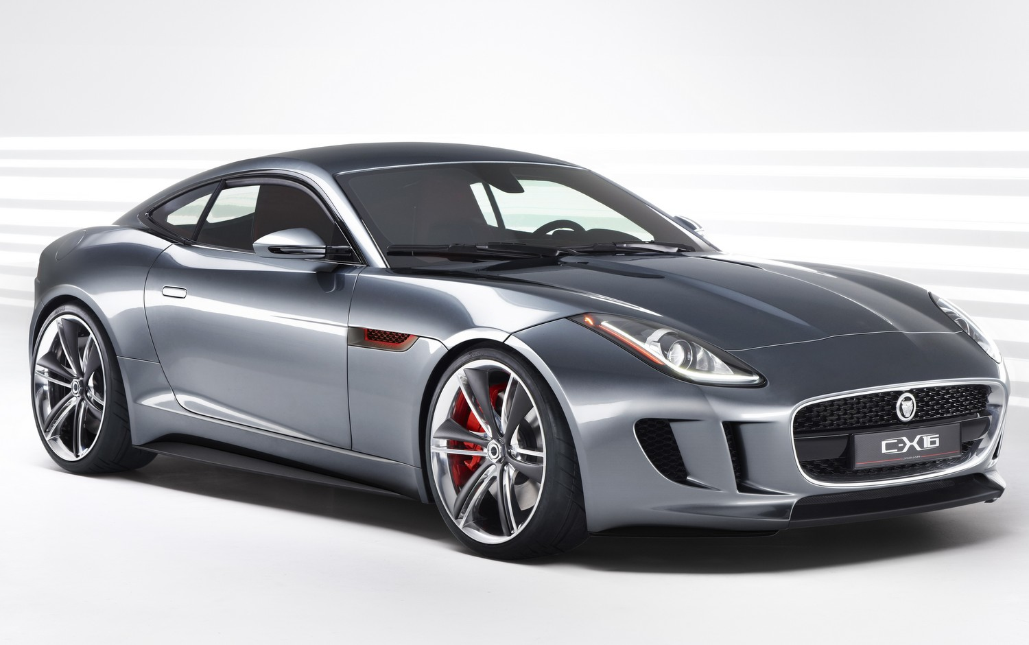 new jaguar c-x16 sport