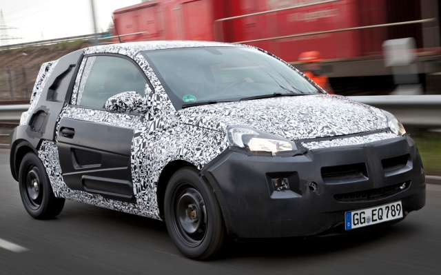 New Vauxhall/Opel supermini to be called Adam | The Driven Blog