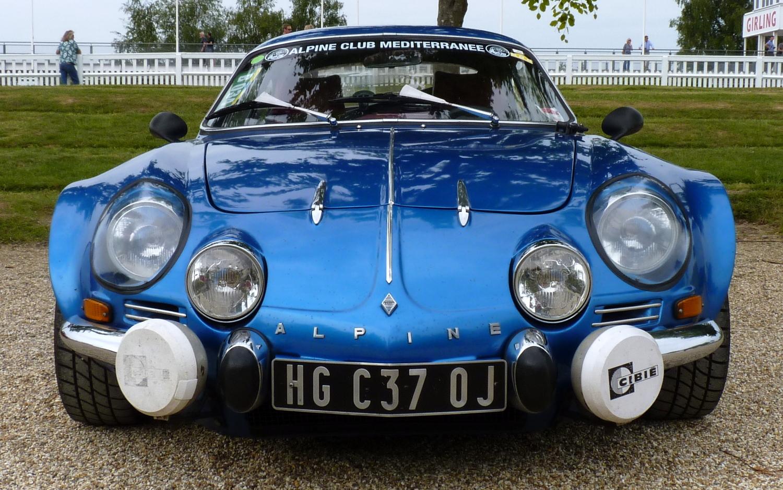 1962 renault alpine a110 - photo #33