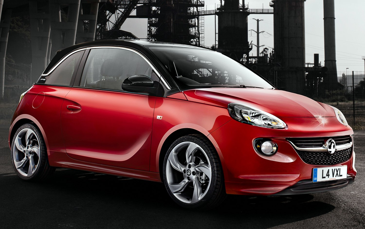 vauxhall unveils new adam city car the driven blog. Black Bedroom Furniture Sets. Home Design Ideas
