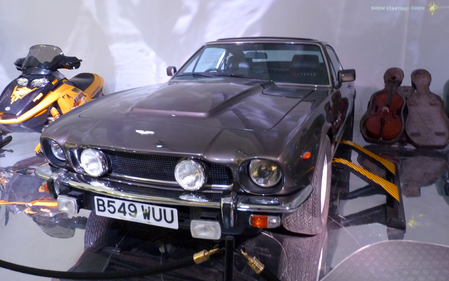50 Years Of Bond Cars At Beaulieu Big Picture Gallery