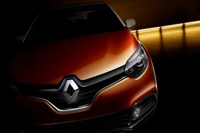 Renault Captur SUV crossover teaser