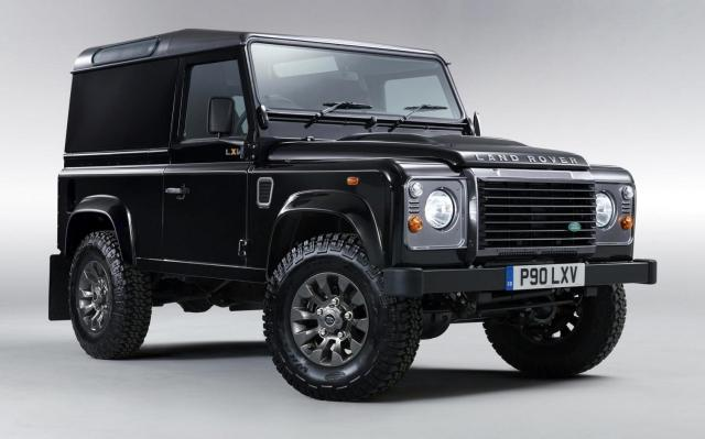 Land Rover LXV Defender Special Edition 65th anniversary