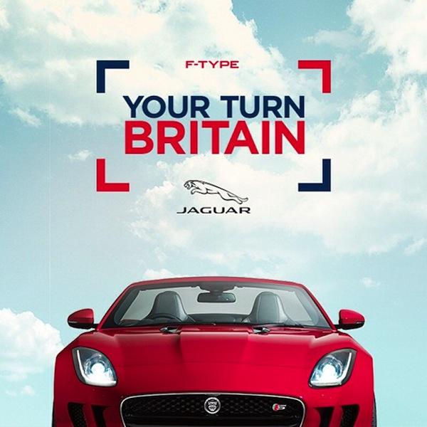 Your Turn Britain Jaguar