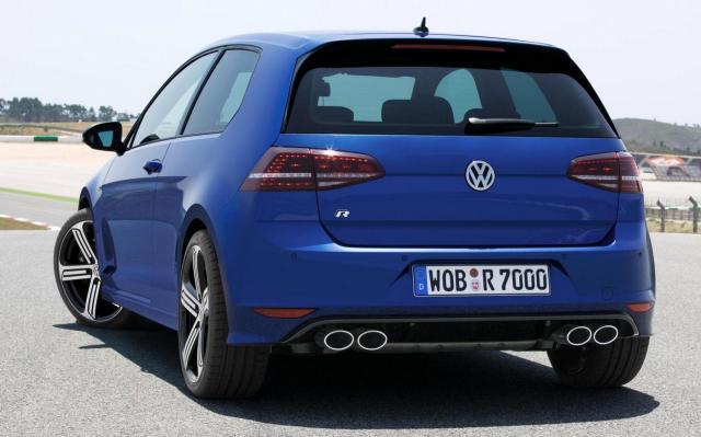 Volkswagen Golf R 2013 MK7