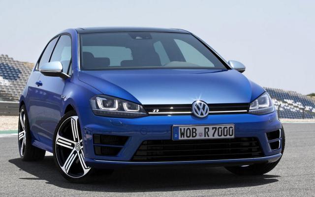 2013 VW Golf R