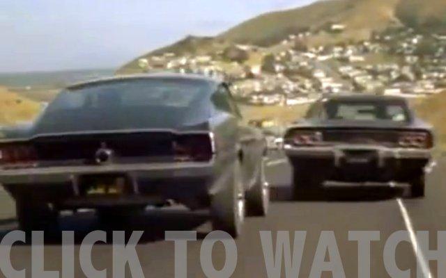 Bullitt car chase