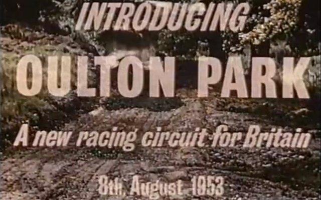 Oulton Park 1953