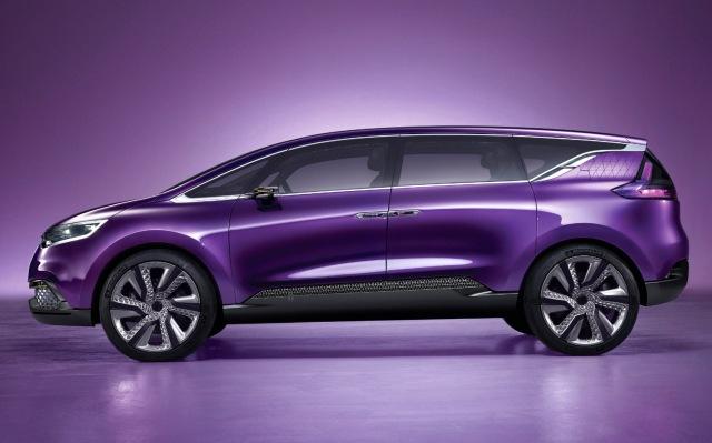Renault Initiale Paris Concept Frankfurt
