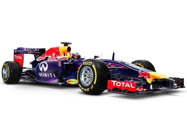 Picture from Red Bull Racing