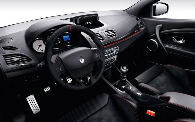 Renault Renaultsport Megane 275 Trophy interior