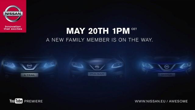 Nissan Pulsar 2014 Launch