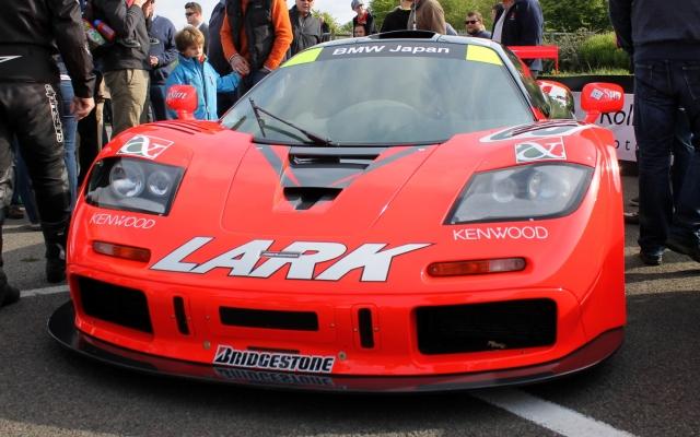 McLaren F1 LM Lark