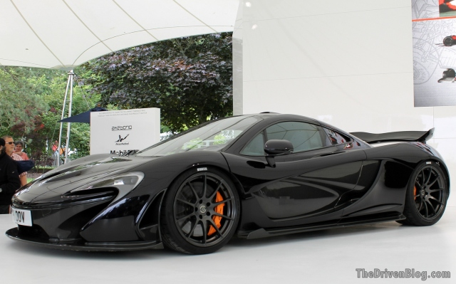 McLaren P1 Goodwood Festival of Speed