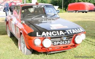 Lancia Fulvia rally Goodwood Festival of Speed 2014