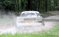 Mazda RX-7 Rally Goodwood Festival of Speed 2014
