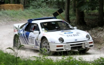 Ford RS200 Group B Goodwood Festival of Speed 2014
