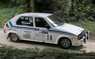Citroen AX Rally Goodwood Festival of Speed 2014