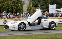 Spyker Goodwood Festival of Speed 2014