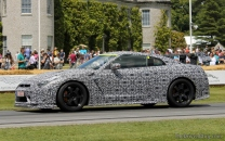 Nissan GT-R lap record Goodwood Festival of Speed 2014
