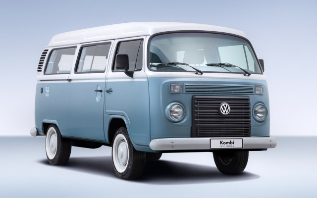 VW Kombi Last Edition Brazil