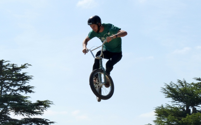 Goodwood Festival of Speed Action Sports Arena GAS