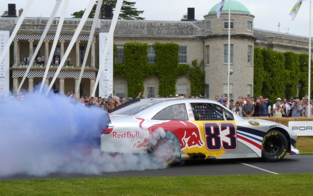 Toyota Camry NASCAR Goodwood Festival of Speed