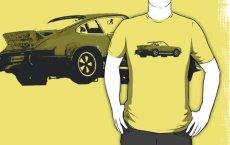 porsche 911 t-shirt