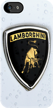 lamborghini iphone case