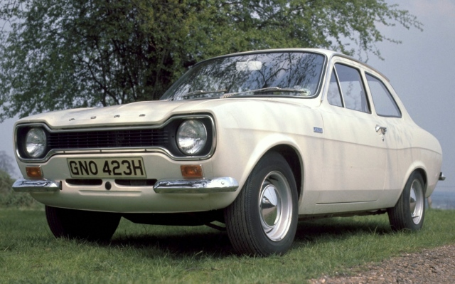 MK1 Ford Escort RS