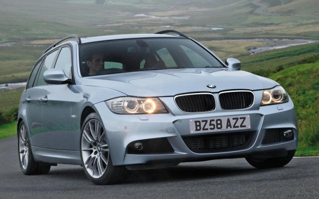 BMW 3-Series Touring M Sport