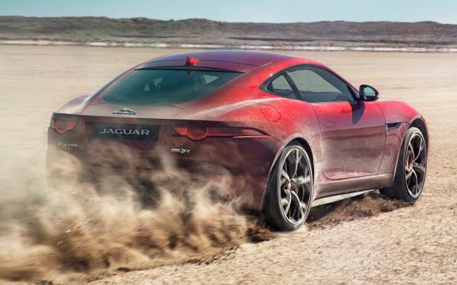 Jaguar 2015 F-Type AWD 4X4 4WD