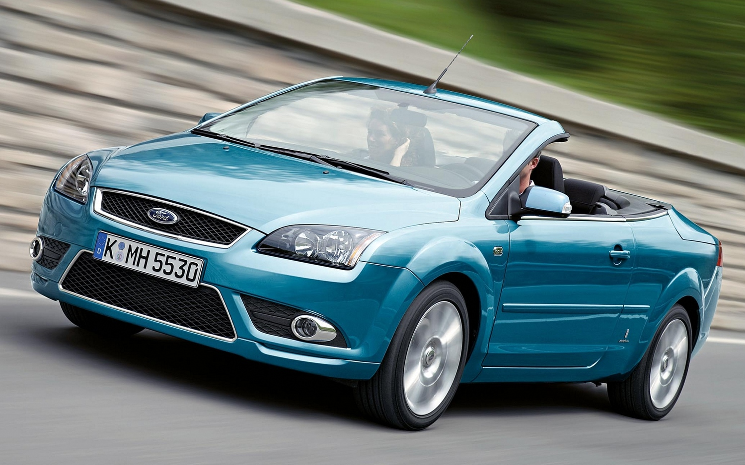 Ford Focus CC Convertible