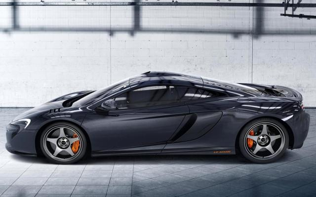 McLaren 650S Le Mans anniversary 2015 edition
