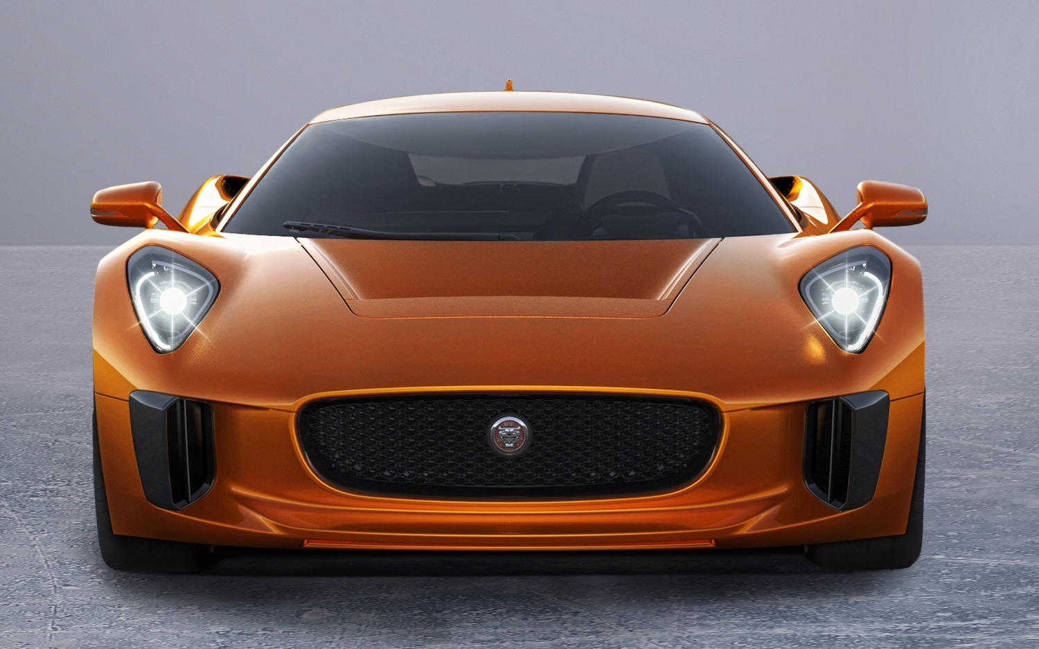 Jaguar C Supercar To Star In New Bond Film Spectre The