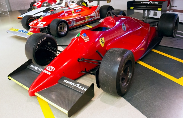 Ferrari 637 Indy car CART