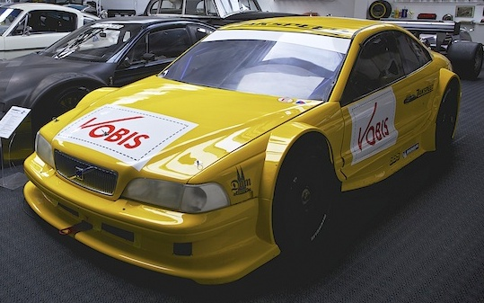 Zakspeed Racing Volvo C70 Coupe DTM race car prototype
