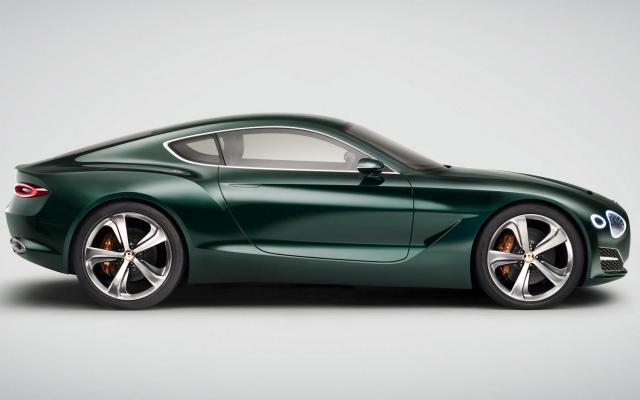 Bentley EXP 10 Speed 6 2015 concept Profile