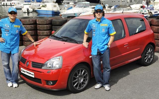 Renaultsport Clio 182 Trophy