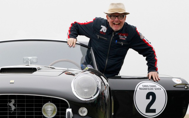 Chris Evans new BBC Top Gear host