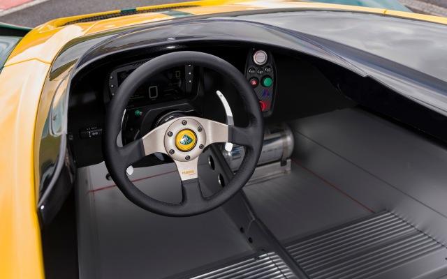 2016 Lotus 3-Eleven interior