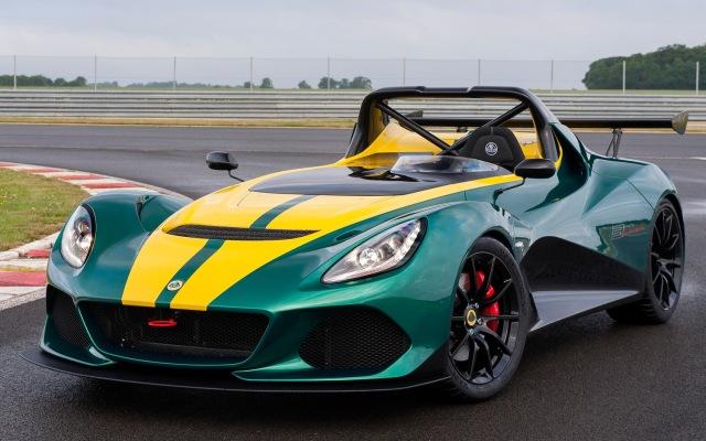 Lotus 3-Eleven 2015