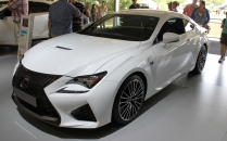 Lexus RCF Goodwood Festival of Speed 2015