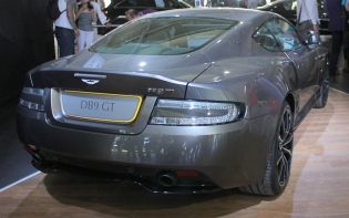 Aston Martin DB9 GT Goodwood Festival of Speed 2015