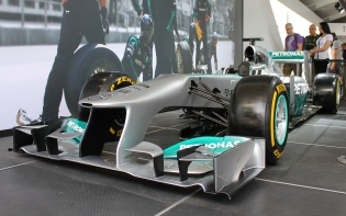 Mercedes AMG F1 Goodwood Festival of Speed 2015