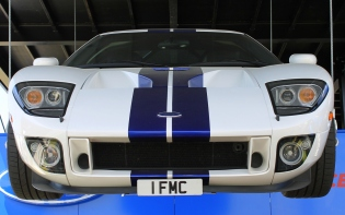 Ford GT Goodwood Festival of Speed 2015