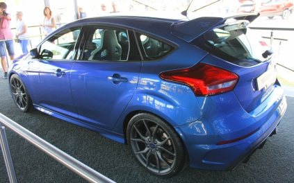 Ford Focus RS Goodwood Festival of Speed 2015