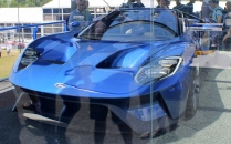 New Ford GT Goodwood Festival of Speed 2015